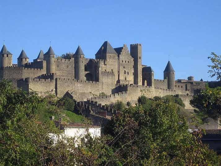 Festung Carcassonne